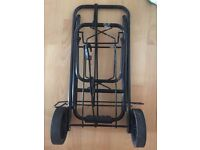 Camping Folding Luggage Trolley