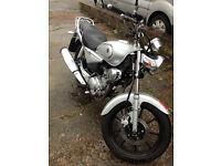 Yamaha Custom 125cc