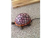 Tiffany Tortoise table lamp