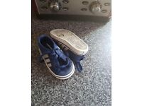 Infant Boys trainers size 3