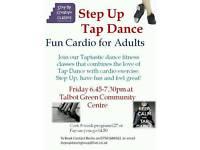 Tap dance class beginners