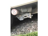 Truma motor mover for caravan