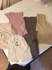 Size 12 women's jumper bundle