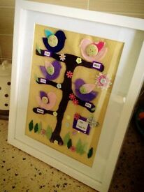 Personalised Family Tree. Excellent Christmas Gifts!