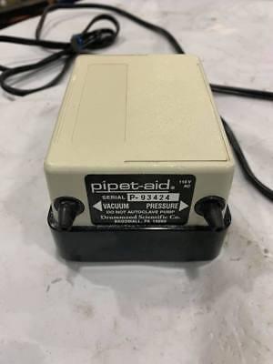 Drummond Scientific - Pipet-aid - 115v Vacuum Pressure Pump