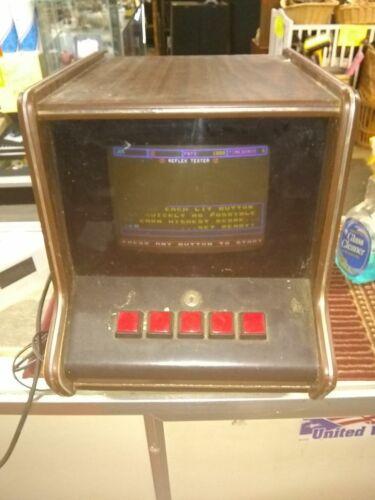 Old Skool Multi-function Bar top game - Quarter operated (Floor)