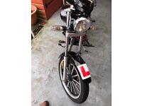 2015 Lexmoto Ranger 125cc - MOT until July 2018 - Excellent condition