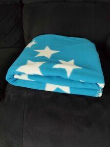 Fleece blanket (L x W) approx 240 x 150 cm
