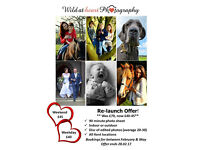 Photography deals in Kent! Photographer for families, couples, babies, pets, horses & weddings