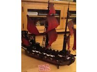LEGO PIRATES OF THE CARIBBEAN-QUEEN ANNE's REVENGE, NO 4195