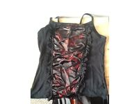 Womens gothic tank top - New