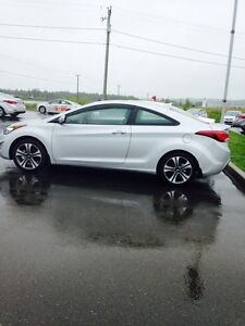 2014 Hyundai Elantra Coupe SE Coupe Reduced to clear !