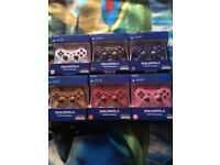 wholesale playstation 3 controllers dualshock , 6 colours available , can post