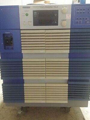 Kikusui Pad250-15la Power Supply Dc