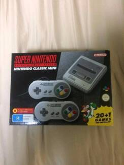Snes mini classic 21 games
