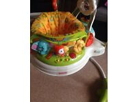 Jumperoo SunyDays Fisher price