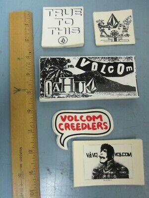 Circa skateboard Vintage 2000 BIG Canvas Denim sticker set New Old Stock Rare