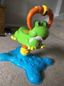 VTech Bounce & Learn Frog