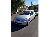 PEUGEOT 307 2.0 HDI FOR SALE