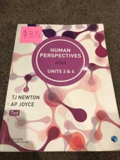 Human Perspectives ATAR units 3 and 4
