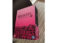 Sex and the city collection box set -DVDs, series