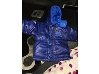 Adidas baby's jacket
