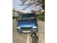 2006 Ford Transit Panel Van for sale. Diesel, manual, blue and in good condition.