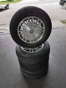 15 Inch VT Commodore 50th Anniversary Alloy Wheels Bayswater Bayswater Area Preview