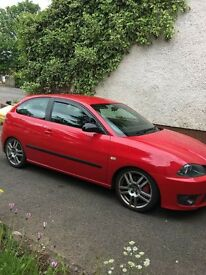 OFFERS 2005/2006 cupra ibiza stunnin milano red sony usb audio 79k mot april 2017 bargain. MAY SWAP