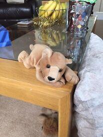Small Lionness stuffed toy