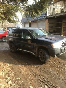 2004 Jeep Grand Cherokee Laredo 4.7 H.O. Mountain edition