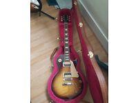 Gibson Les Paul Classic - Tobacco Sunburst - 120th Anniversary Edition.
