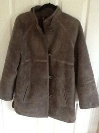 Beautiful sheepskin coat