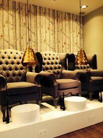 Zatrudie osobe do salonu kosmetycznego manicure i pedicure