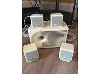 Cambridge soundworks speaker system surround sound