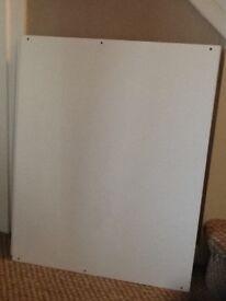 6 IKEA pax shelves 75cm wide
