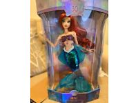 Disney store Ariel Limited Edition Doll– The Little Mermaid 30th Anniversary NEW
