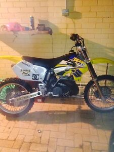 RM 250/2 stroke 1998 Morley Bayswater Area Preview