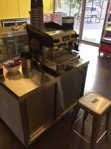 Coffee Cart Stainless Steel Thirlmere Wollondilly Area Preview