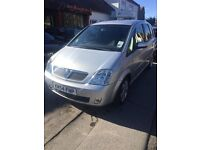 Vauxhall Meriva 1.7 Cdti Diesel Full Service History Long M.O.T 2 Previous Owners Only £995