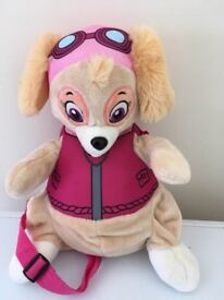 Paw Patrol Skye Rucksack £5 collection from Shepshed. In great condition. Can post if required