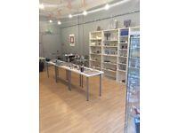 Pop Up Shop / Space in N12