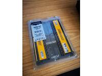 16gb Crucial Ballistix Tactical DDR3 1866mhz cl9 240 pin