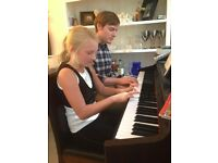 PIANO TUITION WITH EXPERIENCED TEACHER £30 P/H