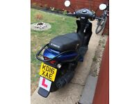 Kymco Agility 125cc 2016 Scooter Moped Cheap