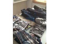Large bundle of boys clothes age 18-24 months