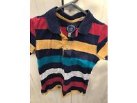 Joules boys polo shirt