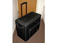 GUITAR AMPLIFIER TRANSPORTER CASE with WHEELS Gator G-112A for 1x12 Combo: EXCELLENT!