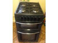 50cm width gas cooker in good working order