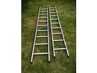 Youngman Trade200 Double Extension Ladder 5.1m